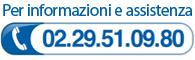 0229510980 numero telefono assistenza riparazione elettrodomestico guasto a Milano